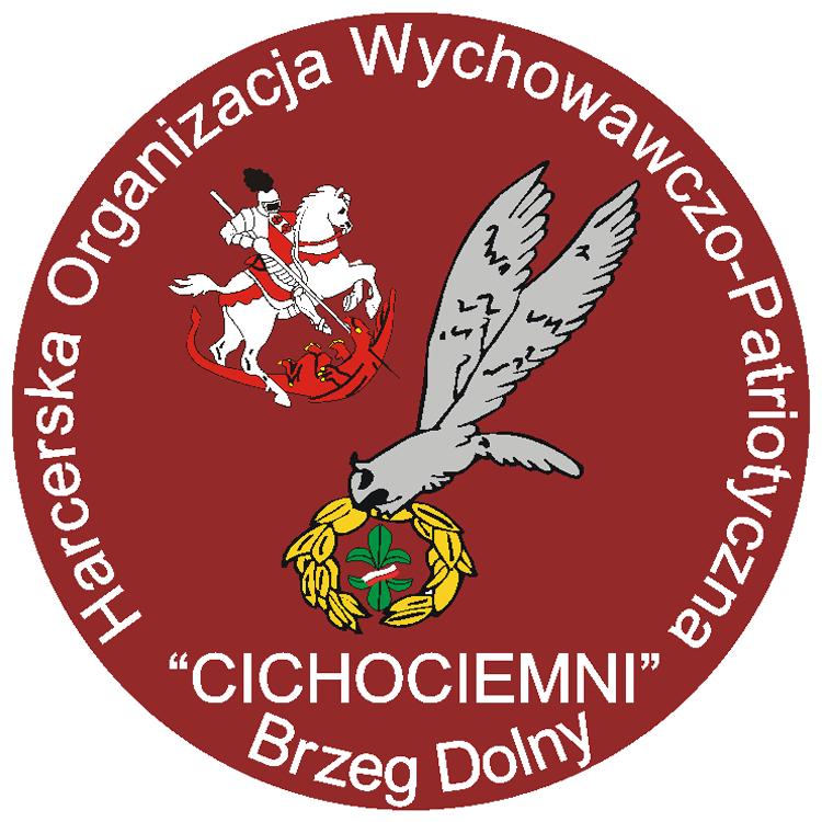 Logo Harcerskiej Organizacji CICHOCIEMNI